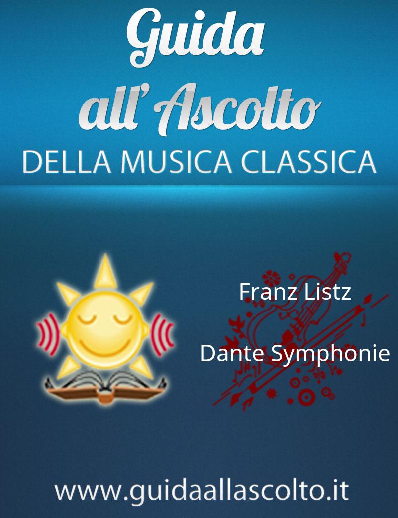 Dante Symphonie di Franz Listz